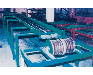 Belt scale chain code calibration device